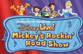 Disney Live: Mickey's Rockin' Road Show Ticket Giveaway (Closed)