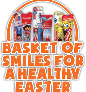 Colgate #EasterSmiles Twitter Party