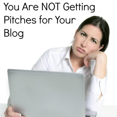 5 Reasons Why You Are Not Getting Pitched By PR