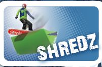 Shredz Snowboarding Action Figures – Review and Giveaway