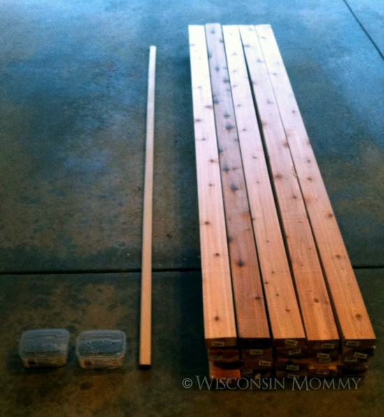 Build Your Own Elevated Raised Garden Bed – Elevated Raised Garden Bed Plans