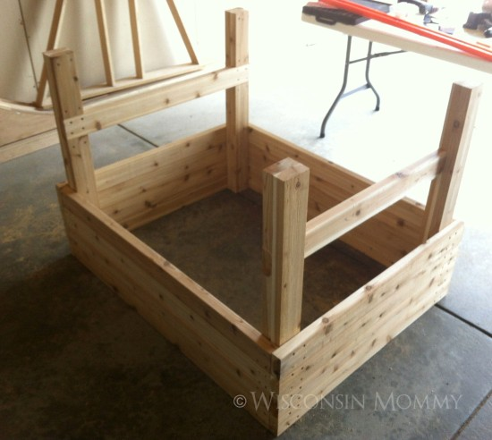 Build Your Own Elevated Raised Garden Bed – Elevated Garden Beds Plans