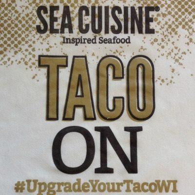 Sea Cuisine's Fish Taco Food Truck Lands in Milwaukee #UpgradeYourTacoWI