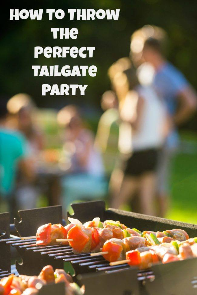 How to Throw the Perfect Tailgate Party