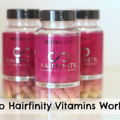 Do Hairfinity Vitamins Work?