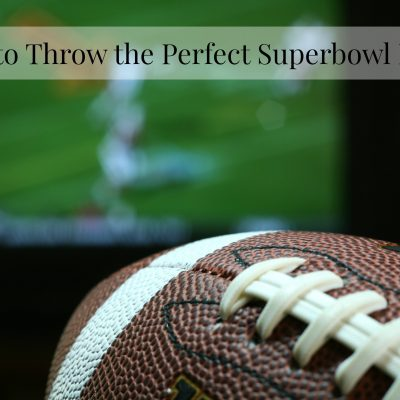 Throw the Perfect Party for The Big Game