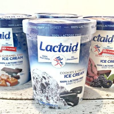 LACTAID® Ice Cream is a Little Dish of Heaven