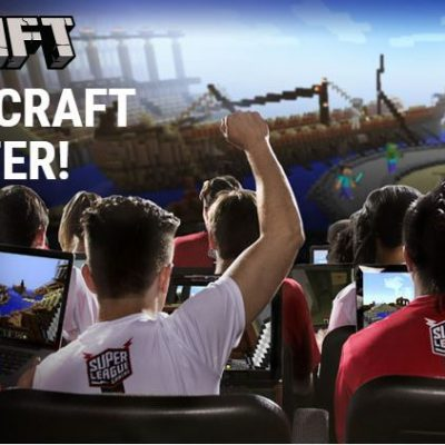 Minecraft  Super League Gaming Comes to Milwaukee #MinecraftinMKE