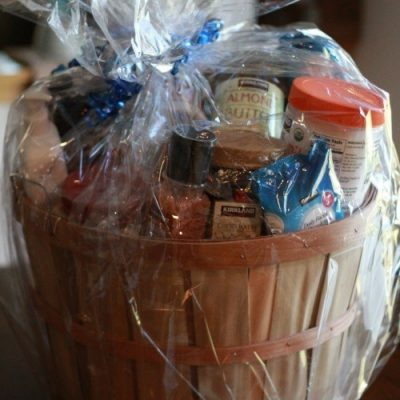 HUGE Costco Gift Basket #Giveaway