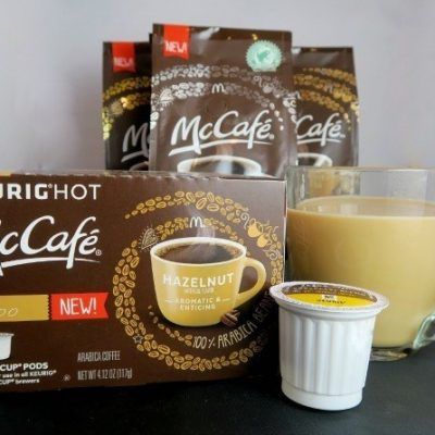 Warm the Holidays with McCafé