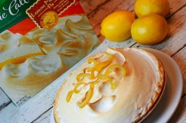 marie callenders lemon pie