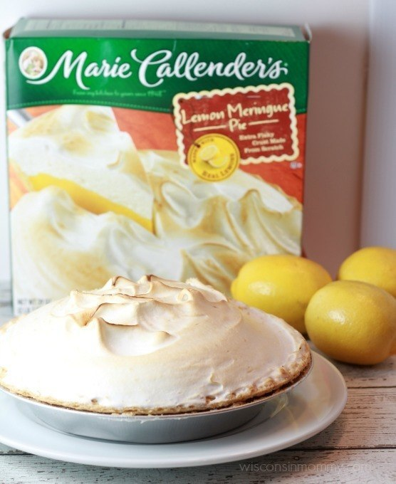 marie callenders pie before