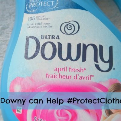 Protect Your Clothes with Downy