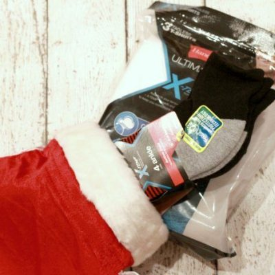 If You're Going to Give Underwear for a Present…