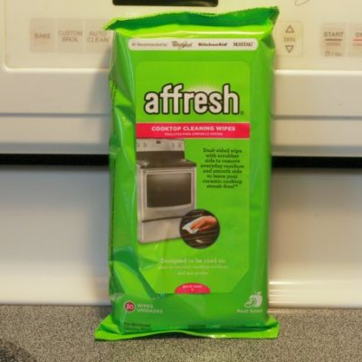 Affresh Cooktop Cleaning Wipes Keep Our Mornings on Track