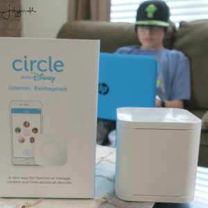 Manage Your Family's Internet with Circle with Disney