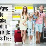 5 Ways to Make Flying with Kids Stress Free