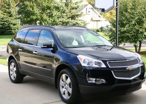 Chevy Traverse: A Review