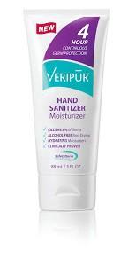 A kinder, gentler way to battle germs.