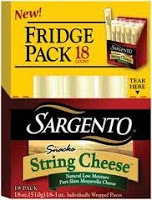 Sargento Makes Healthy Snacking Easier (and banishes the moldy blue thing in my fridge drawer)
