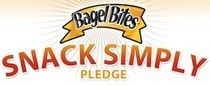 Simplify With Bagel Bites (and a giveaway!)