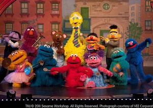 Sesame Street Live – Elmo Makes Music *GIVEAWAY*