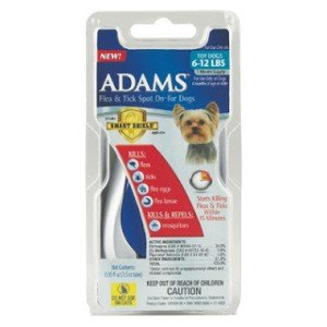 Adams Flea & Tick Protection For Your Dog
