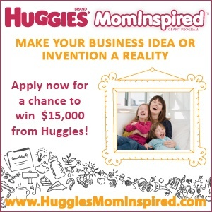 Huggies® MomInspired™ Grant Helps Moms with Great Ideas