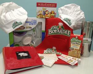 Chef Boyardee E-book and Giveaway #LittleChefs