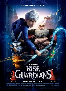 Rise of the Guardians Advanced Showing – Be My Guest on 11/17