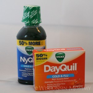 DayQuil and NyQuil Help Keep this Mom Going During Cold Season #spon