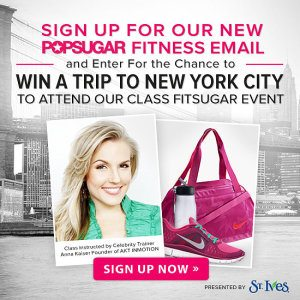 Win a Trip to New York with POPSUGAR!!
