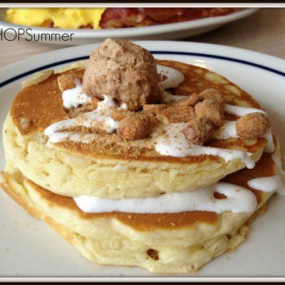 IHOP Adds Delicious Summer Pancakes to the Menu #IHOPSummer