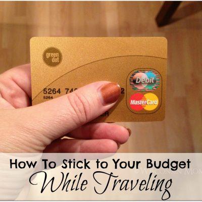 MasterCard Prepaid Cards Are Great for Travel @MasterCard #Prepaid #MC