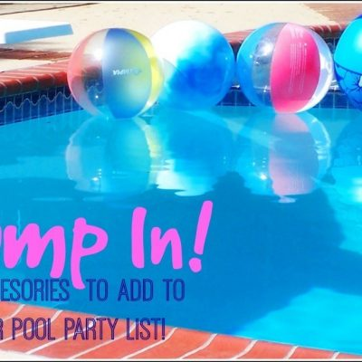 10 Must Have Pool Toys and Accessories