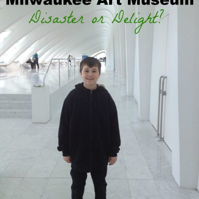 Is the Milwaukee Art Museum Interesting for Kids?