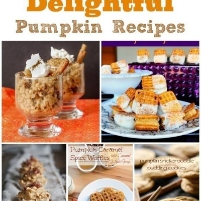 Easy and Delicious Pumpkin Recipes You Can Make at Home