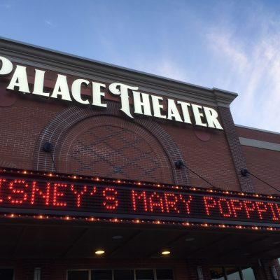 Mary Poppins Lands at The Dells Palace Theater