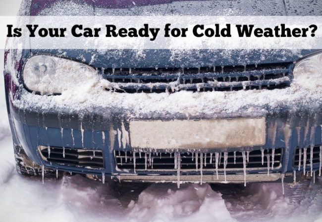 car cold weather ready