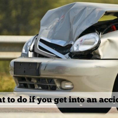 What Should You Do if You Are in an Accident?
