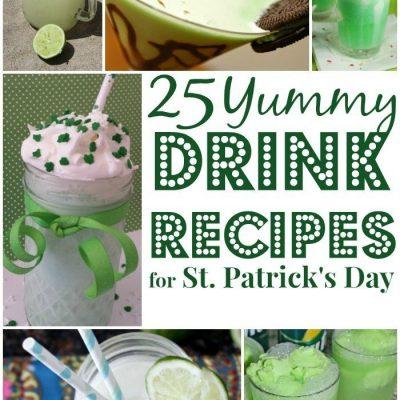 drinks for saint patricks day