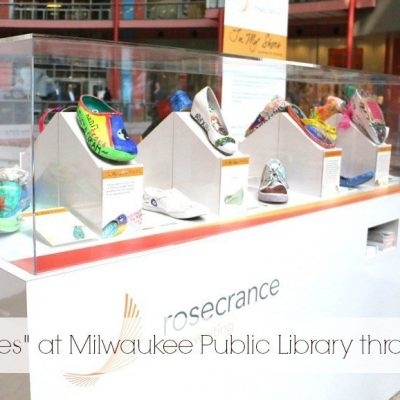 """In My Shoes"" Art Exhibit Visits Milwaukee in April"