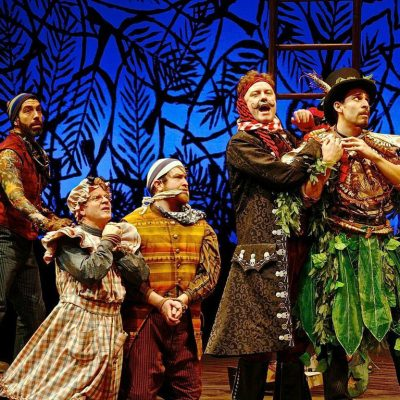 Peter and the Starcatcher at the Milwaukee Rep