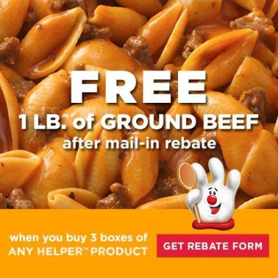 This is Not the Hamburger Helper I Remember!