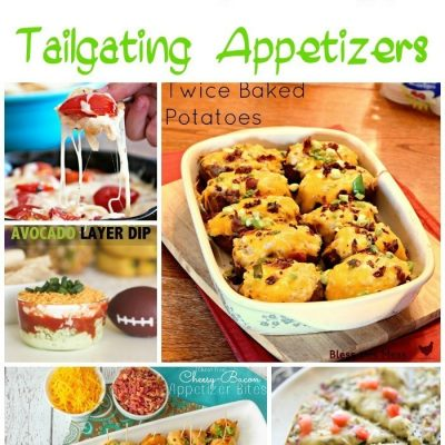 25 Delicious Tailgating Appetizers