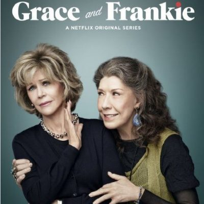 Jane Fonda has Another Hit with Grace and Frankie #StreamTeam