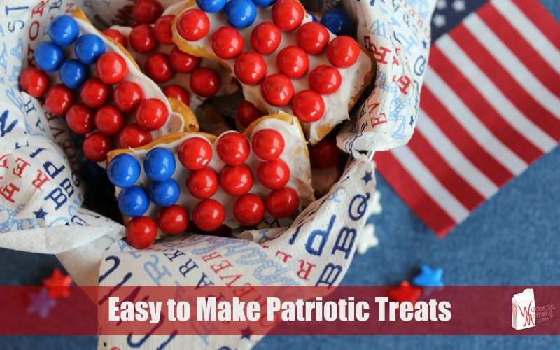 Easy and Tasty Treats for Fourth of July