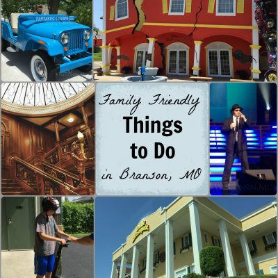 Family Friendly Things to Do in Branson, MO