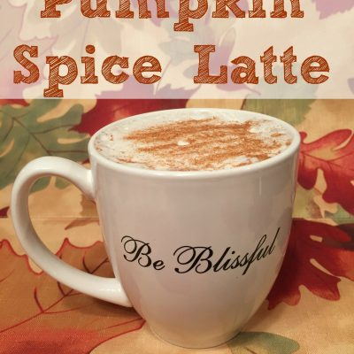 Enjoy a PSL on National Coffee Day (even if you're lactose intolerant)