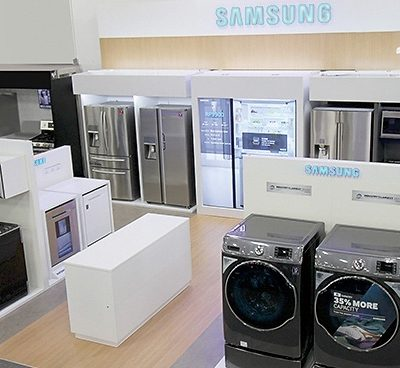 Samsung Appliances Open House #HerestoHome